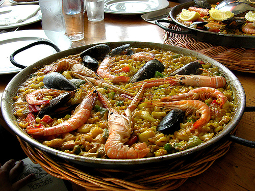 Paella Valenciana picture